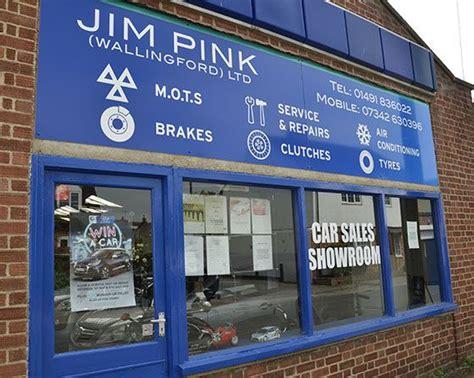 car garage  wallingford jimpink