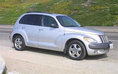 security system 2001 chrysler pt cruiser on board 2002 chrysler pt cruiser options features packages