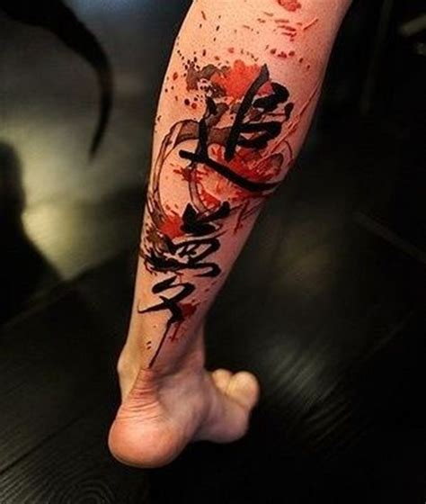 black and red tattoos 105 ink designs for inspiration