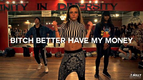 Better My Money rihanna better my money choreography by