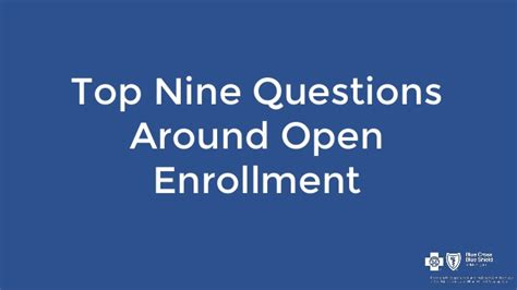 Steve Barnes Arkansas Top Nine Questions Around Open Enrollment