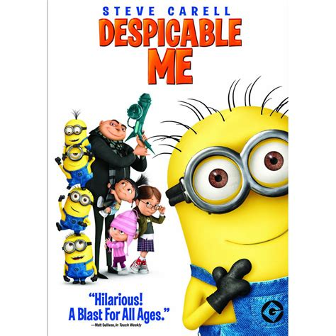 best of the minions despicable me 1 and despicable me 2 holiday deal despicable me only 5 99 and blu ray dvd