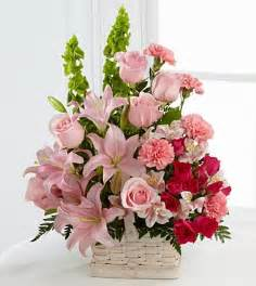 Spray Of Flowers For Funerals - the ftd 174 beautiful spirit arrangement