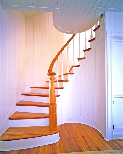 solid banister stair delectable image of home interior stair design using