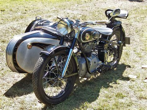 Awo Motorrad Mit Beiwagen by Simson Awo 425 Touren Gespann Mit Elastikbeiwagen Ab 1959