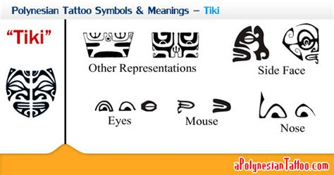 hawaiian tribal pattern meanings polynesian tattoo symbols polynesian tattoos pinterest