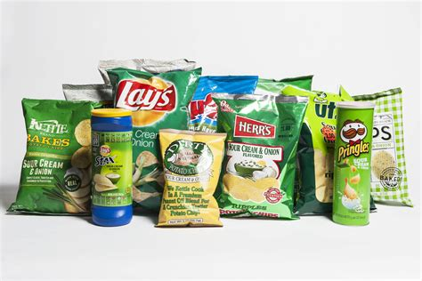 the best sour cream and onion chips our taste test