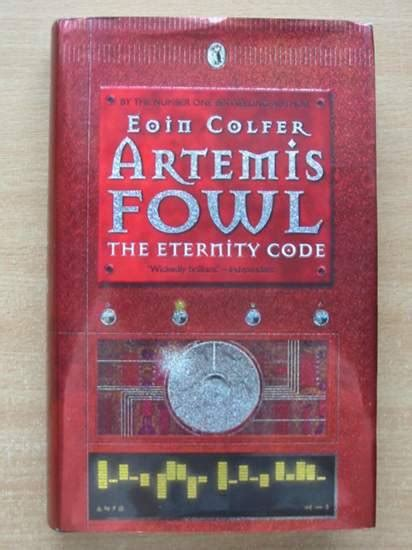 Sale Buku Artemis Fowl Eoin Colfer artemis fowl the eternity code written by colfer eoin stock code 449805 stella s books