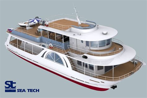 big house boats yacht houseboat otrada seatech ltd