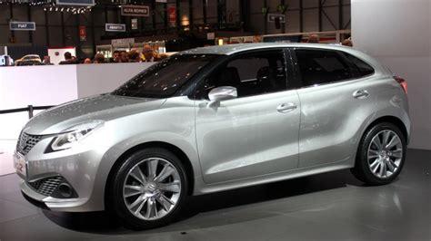 Suzuki Models Suzuki Baleno 2018 Model Car Interior Design Review
