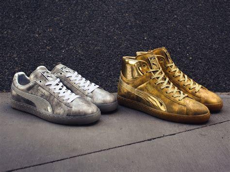Mills Kicks Some by X Meek Mill 24k White Gold Pack Kicks