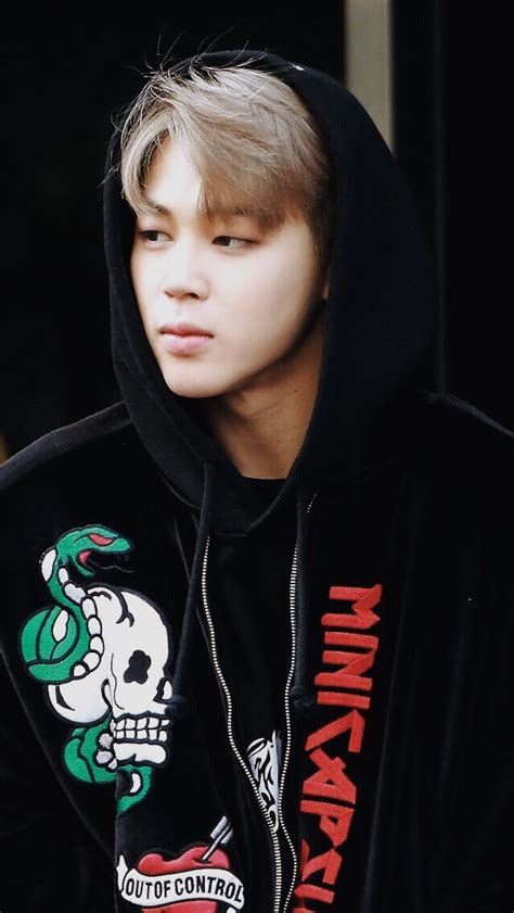 Hoodie Badboy Real Picturerockzillastore bangtan wallpaper jimin wallpapers requested by anon
