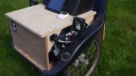 vdc solar utility cart air compressor inverter stereo water pump  youtube