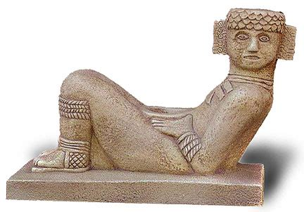 chac mool wikipedia ancient cultures of middle america university of