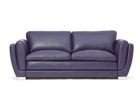 purple leather sofa leather sofa mezza purple items for my purple
