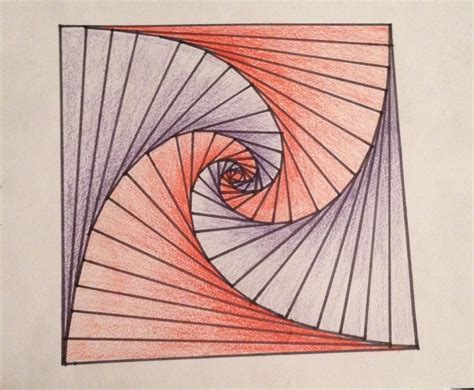How To Make Optical Illusions On Paper - our drawing 187 optical illusions