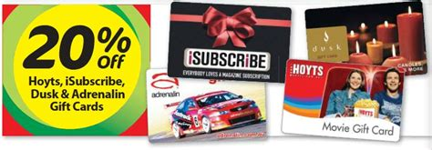 Discount Gift Cards Australia - dealhacker discount gift cards at woolworths lifehacker australia