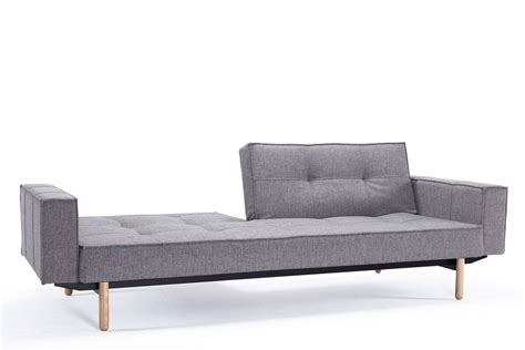 futon with arms splitback sofa bed with arms