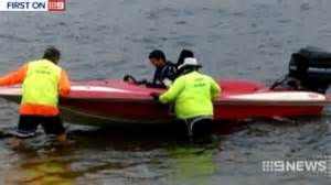 boat steering cable perth perth father in coma after horrific 100km h speed boat