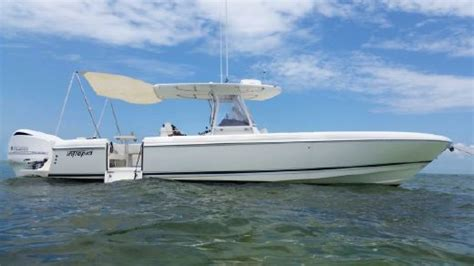 intrepid boats uk intrepid 375 center console for sale yachtworld uk