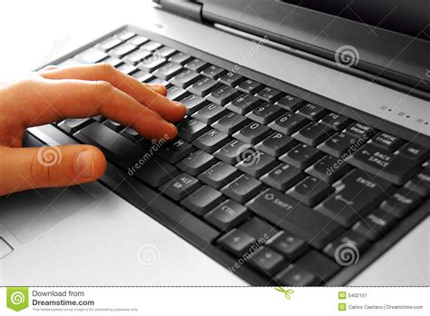 free stock photo hands over keyboard hand on keyboard stock image image of laptop dark