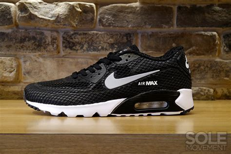 Up Ultra Max 55 by Nike Air Max 90 Ultra Br Plus Qs Black