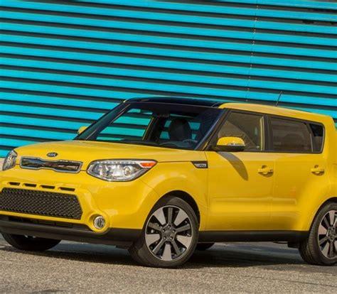 2013 Kia Soul Tire Size 2015 Kia Soul Ev To Be Sold In U S The News Wheel