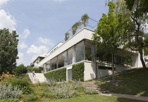 haus tugendhat ad classics villa tugendhat mies der rohe archdaily