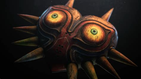 majoras mask majora s mask terrible fate article cgsociety