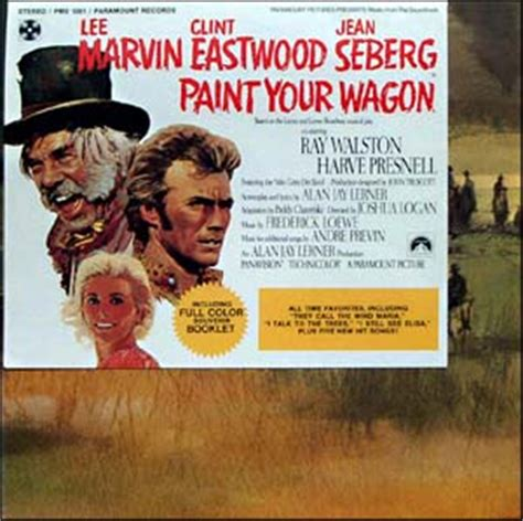 Cd Soundtrack Of Your paint your wagon soundtrack details soundtrackcollector