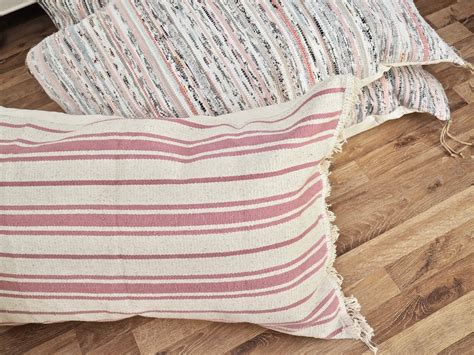 Ikea Tanum Rug by Ikea Rug Hack Turn The Tanum Rug Into A Pillow Dainty