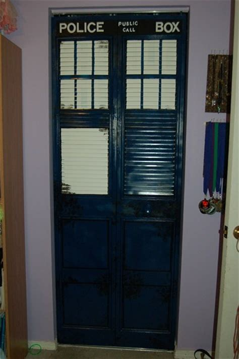 Tardis Closet Door 17 Best Images About Custom Shelves On Pinterest Tv Wall Mount Doctor Who Tardis And White