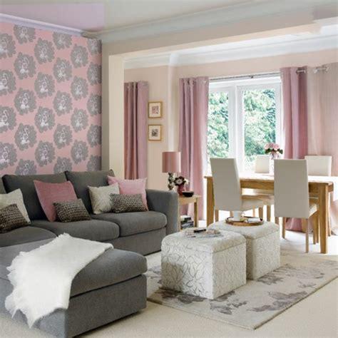 vorschläge für wohnzimmergestaltung wandgestaltung beige braun