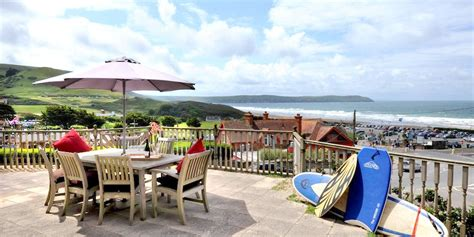 Surf Cabins Woolacombe by Surf View Woolacombe Cottages Cottages