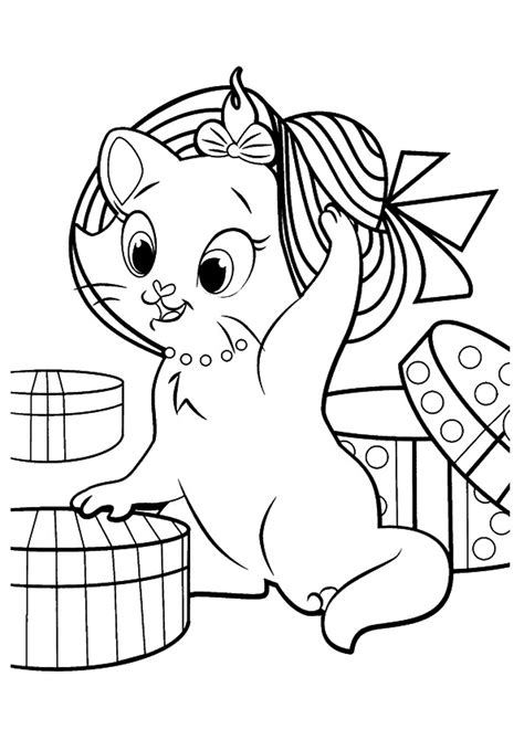 an everyday address book colorful cutie cats best address book with tabs address phone email emergency contact birthday pocket size books free printable kitten coloring pages for best