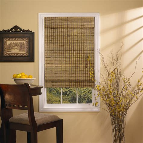 Bamboo Window Shades Bamboo Window Treatments For Your Home Interior Design