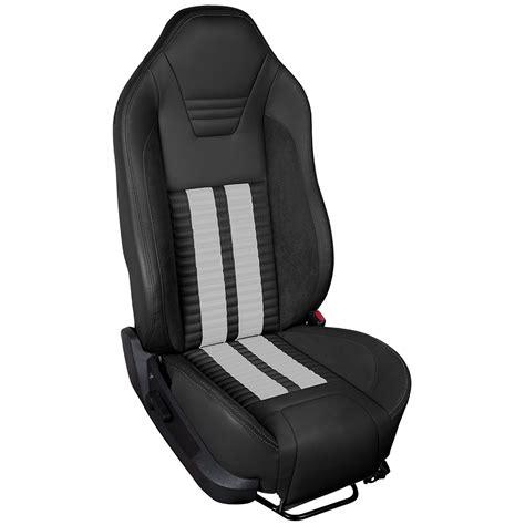 vinyl seat upholstery tmi sport r500 series vinyl mustang white airbag seat