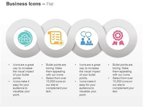 ppt templates for rewards building blocks feedback discussion reward ppt icons
