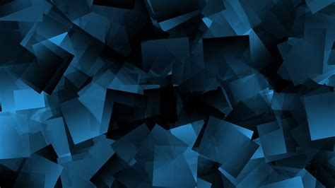 wallpaper 4k blue wallpaper shapes squares blue 4k abstract 7522