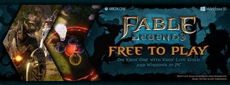Fable Part One fable legends free to play and cross platform on pc and