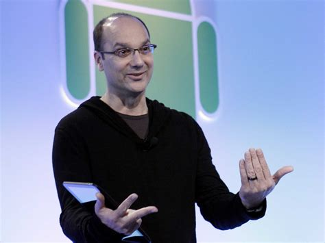 andy rubin leaves business insider - Android Founder