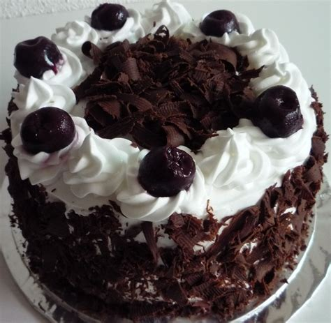 black forest cake bakericious black forest cake