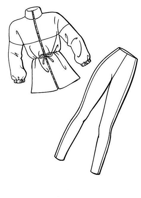 imagenes para colorear ropa imrpimir dibujos para colorear ropa 46