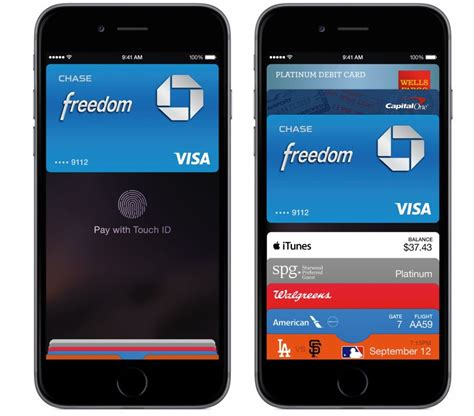 passbook makes switching between different credit cards in apple pay simple imore - Apple Passbook Gift Card