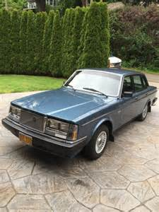 1984 Volvo 240 For Sale 1984 Volvo 240 Gl 21 000 Original 2 Owner Car For