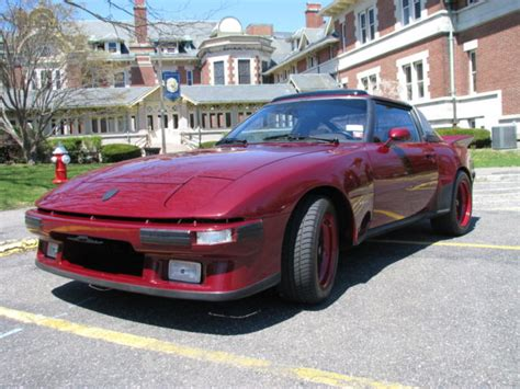 Gsl Viona Top 4w 1 1983 mazda rx 7 gsl widebody targa beautiful condition 61500 mi for sale photos