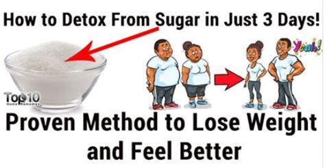 How To Reduce Detox Headaches by Lose Weight Feel Better Sugar Detox In Just 3 Days