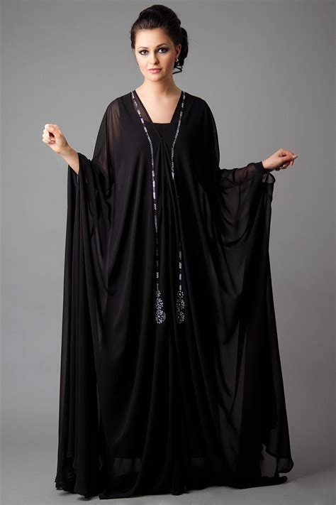 designer embroidered abaya collection