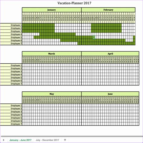 12 Vacation Calendar Template Excel Exceltemplates Exceltemplates Vacation Schedule Template Excel