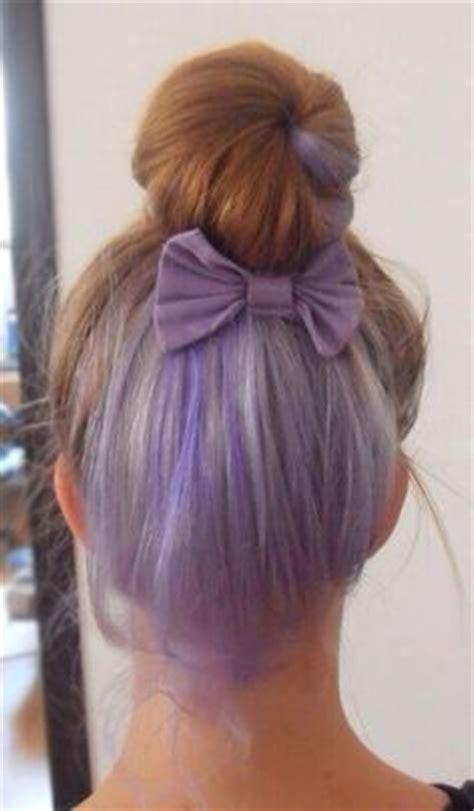 hairstyles with peekaboo purple layer 30 lavender hair and purple hair styles